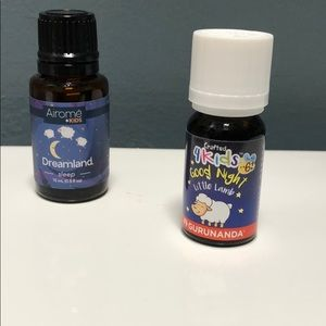 2 essential oils